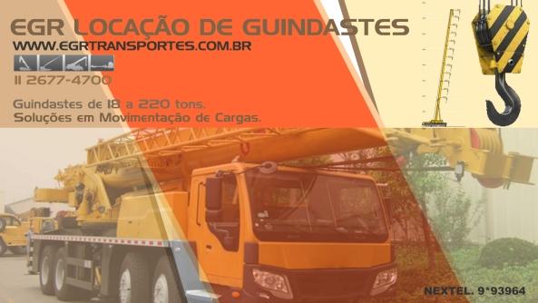 EGR GUINDASTES 11 2677-4700